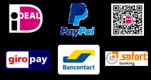 logo betalingsmogelijkheden op deze site
